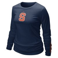Nike Syracuse Orange Womens Long Sleeve Logo T-shirt