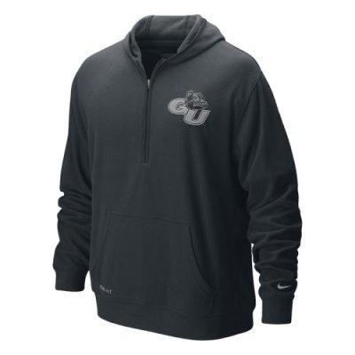 795ca54b Nike Gonzaga Bulldogs Therma Fit Half Zip Hoody