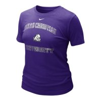 Nike Tcu Horned Frogs Womens Graphic T-shirt