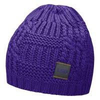 Nike Lsu Tigers Womens Cable Knit Beanie