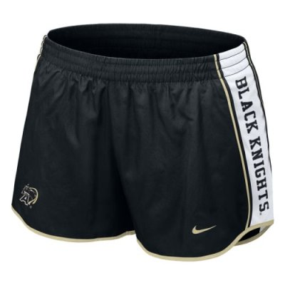 Nike Army Black Knights Womens Pacer Shorts