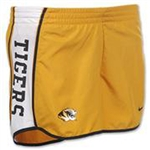 Nike Missouri Tigers Womens Pacer Shorts