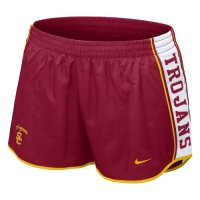 Nike Usc Trojans Womens Pacer Shorts