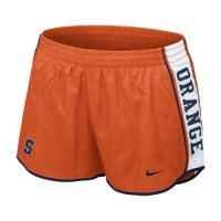 Nike Syracuse Orange Womens Pacer Shorts