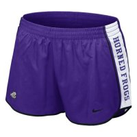 Nike Tcu Horned Frogs Womens Pacer Shorts