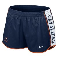 Nike Virginia Cavaliers Womens Pacer Shorts