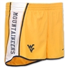 Nike West Virginia Mountaineers Womens Pacer Shorts