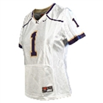 Nike Washington Huskies Womens Replica Football Jersey - #1 White