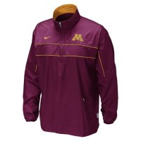 Nike Minnesota Golden Gophers Shotgun Formation Pullover Jacket
