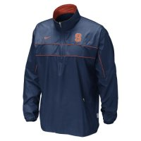 Nike Syracuse Orange Shotgun Formation Pullover Jacket