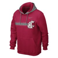 Nike Washington State Cougars Bump N Run Hoody