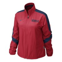 Nike Mississippi Rebels Womens Zone Blitz Full Zip Jacket