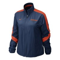 Nike Syracuse Orange Womens Zone Blitz Full Zip Jacket