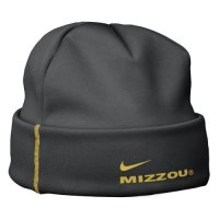 Nike Missouri Tigers Therma-fit Training Knit Beanie