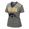 Nike Iowa Hawkeyes Womens Replica Football T-shirt