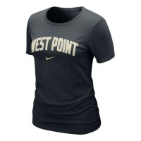 Nike Army Black Knights Womens Arch T-shirt