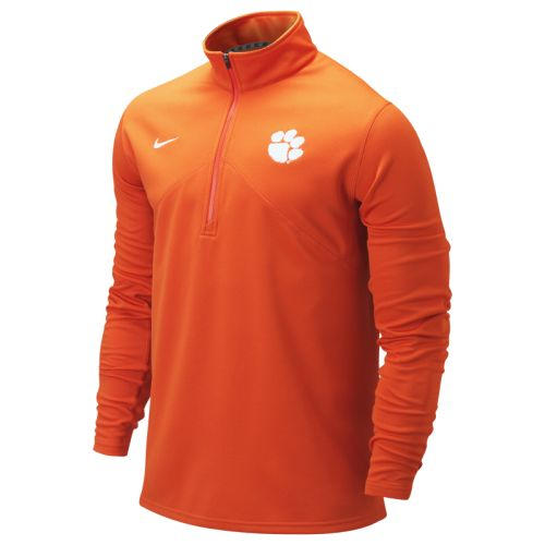 the best attitude 26742 64f1e Nike Clemson Tigers 1/4 Zip Training Top