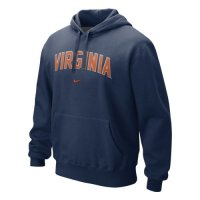 Nike Virginia Cavaliers Classic Hooded Sweatshirt