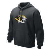 Nike Missouri Tigers Classic Logo Hooded Sweatshirt