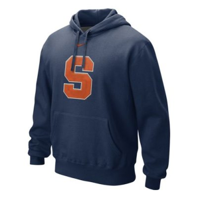 Nike Syracuse Orange Classic Logo Hooded Sweatshirt