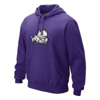 Nike Tcu Horned Frogs Classic Logo Hooded Sweatshirt