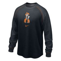 Nike Oklahoma State Cowboys The People's Washed Waffle Crew Shirt