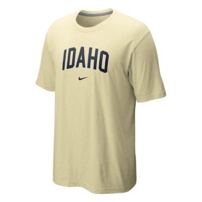 new concept df2c0 f51ef Nike Idaho Vandals Classic Arch T-shirt