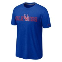 Nike Mississippi Rebels Vault Graphic T-shirt
