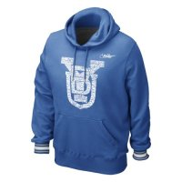 Nike Byu Cougars Vault Stripe Pull-over Hooded Sweatshirt