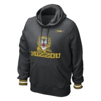 Nike Missouri Tigers Vault Stripe Pull-over Hooded Sweatshirt