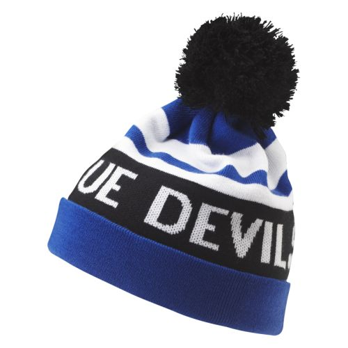 a65ab083904 Nike Duke Blue Devils Vault Best Knit Pom Beanie