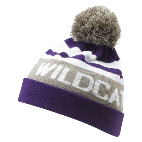 9696b4599d5 Nike Kansas State Wildcats Vault Best Knit Pom Beanie