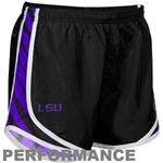 Nike Lsu Tigers Womens Seasonal Tempo Short