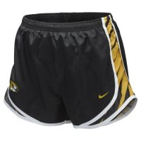 Nike Missouri Tigers Womens Seasonal Tempo Short