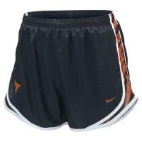 Nike Texas Longhorns Womens Seasonal Tempo Short