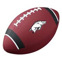 Nike Arkansas Razorbacks Mini Rubber Football