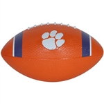Nike Clemson Tigers Mini Rubber Football