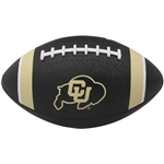 Nike Colorado Buffaloes Buffaloes Mini Rubber Football