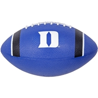 Nike Duke Blue Devils Mini Rubber Football
