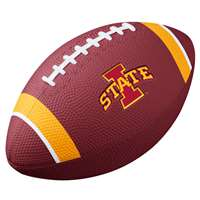 Nike Iowa State Cyclones Mini Rubber Football