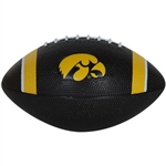 Nike Iowa Hawkeyes Mini Rubber Football