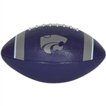 Nike Kansas State Wildcats Mini Rubber Football