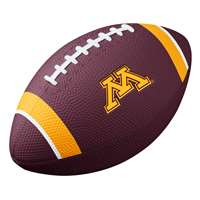 Nike Minnesota Golden Gophers Mini Rubber Football