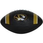 Nike Missouri Tigers Mini Rubber Football