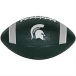 Nike Michigan State Spartans Mini Rubber Football