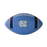 Nike North Carolina Tar Heels Mini Rubber Football