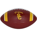 Nike Usc Trojans Mini Rubber Football