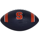 Nike Syracuse Orange Mini Rubber Football