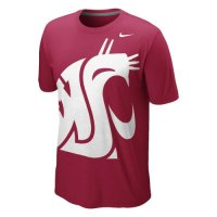 Nike Washington State Cougars Blended Graphic T-shirt
