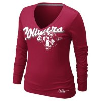 Nike Washington State Cougars Womens Vault Long-sleeve Top